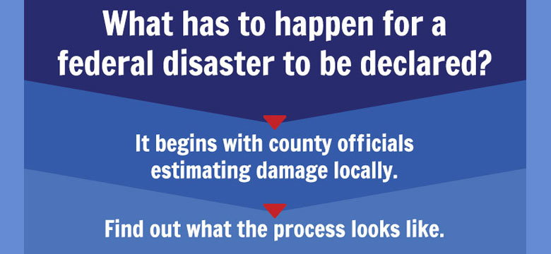 Federal Disaster Declaration Process