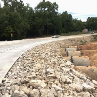 Route T in Wayne County now open to traffic
